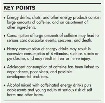 Energy Drinks Side Effects